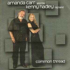 Amanda Carr & The Kenny Hadley Big Band 歌手頭像