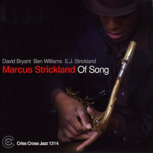 Marcus Strickland 歌手頭像