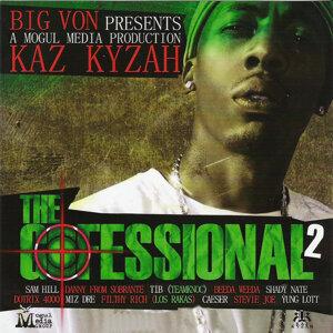 Kaz Kyzah 歌手頭像