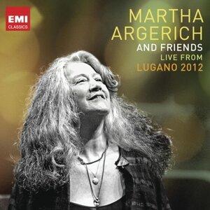 Martha Argerich (瑪莎‧阿格麗希) 歌手頭像