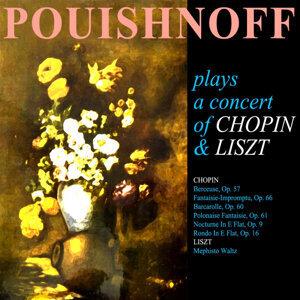 Lev Pouishnoff 歌手頭像