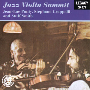 Jean-Luc Ponty, Stephan Grappelli, Stuff Smith 歌手頭像