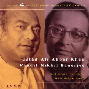 Ustad Ali Akbar Khan / Pandit Nikhil Banerjee 歌手頭像