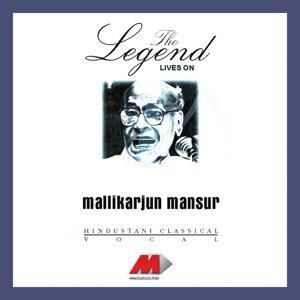 Pandit Mallikarjun Mansoor