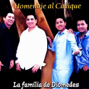 La Familia de Diomedes 歌手頭像