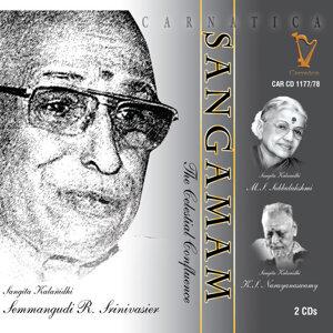 Semmangudi And M.S. Subbulakshmi 歌手頭像