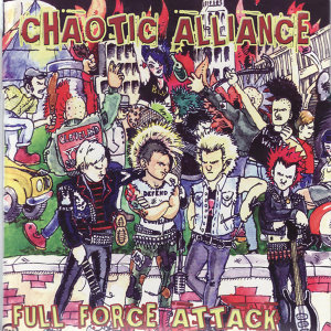 Chaotic Alliance 歌手頭像