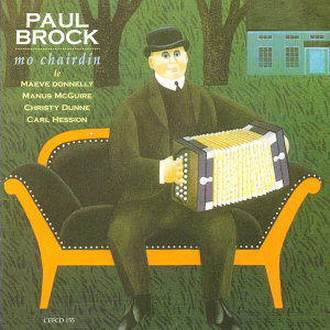 Paul Brock 歌手頭像