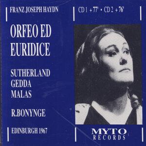 Joan Sutherland, Nicolai Gedda, Spiro Malas, Mary O'Brian, Malcolm King, Scottish National Orchestra, Schottish Opera Chorus, Richard Bonynge 歌手頭像