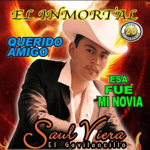 """Saul Viera """"El Gavilancillo"""" 歌手頭像"""