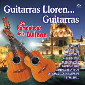 Los Romanticos De La Guitarra 歌手頭像