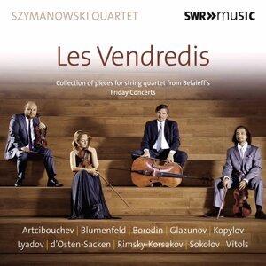 Szymanowski Quartet 歌手頭像