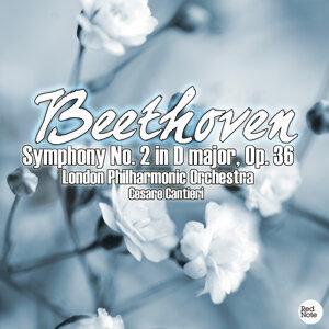 London Philharmonic Orchestra & Cesare Cantieri 歌手頭像