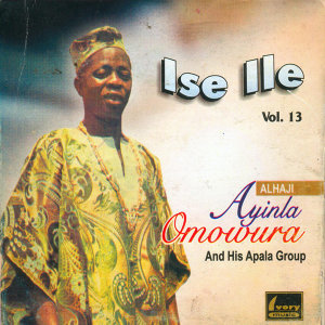 Alhaji Ayinla Omowura & His Apala Group 歌手頭像