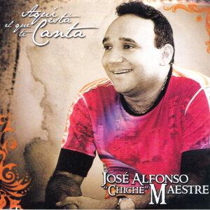 """José Alfonso """"Chiche"""" Maestre"""