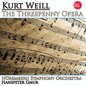 Nuremberg Symphony Orchestra & Hanspeter Gmur 歌手頭像