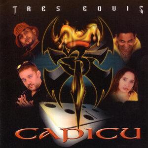 tres equis 歌手頭像