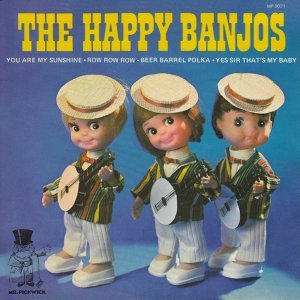 The Riverboat Banjo Band 歌手頭像