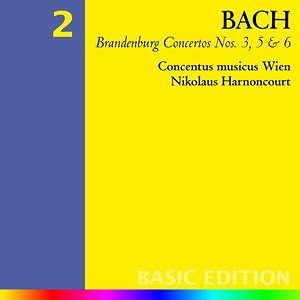 Nikolaus Harnoncourt And Concentus Musicus Wien 歌手頭像