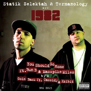 Statik Selektah & Termanology are 1982 歌手頭像