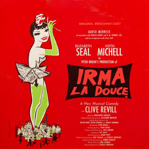 The Original Broadway Cast Of Irma La Douce 歌手頭像