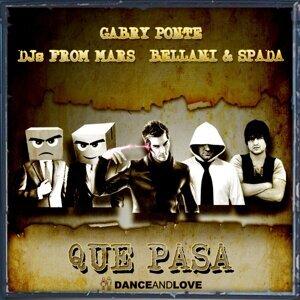 Gabry Ponte, DJs from Mars, Bellani, Spada 歌手頭像