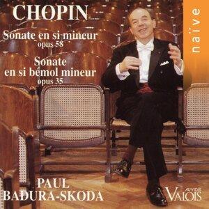Paul Badura-Skoda (保羅‧巴杜拉-史寇達) 歌手頭像