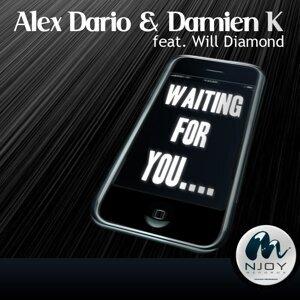 Alex Dario, Damien K 歌手頭像