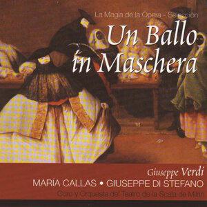 Maria Callas, Giuseppe Di Stefano, Coro y Orquesta del Teatro de la Scala de Milán 歌手頭像