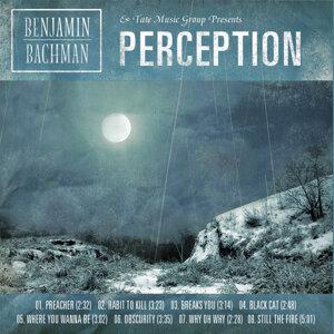 Benjamin Bachman 歌手頭像
