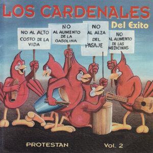Los Cardenales del Exito 歌手頭像