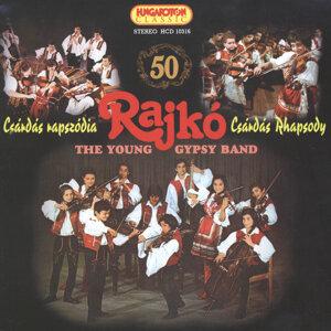 Rajkó The Young Gypsy Band, Gyula Farkas, Béla Berki, Ferenc Hevesi Keskeny, Miklós Kónya, Jenő Lendvai Csócsi, József Lendvai Csócsi, András Suki 歌手頭像