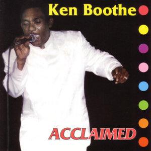 Boothe, Ken 歌手頭像