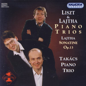 Takács Piano Trio (Gábor Takács-Nagy, Péter Szabó, Dénes Várjon) 歌手頭像