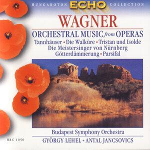 Budapest Symphony Orchestra, György Lehel, Antal Jancsovics
