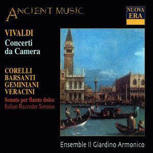 Il Giardino Armonico (和諧的花園樂團) 歌手頭像
