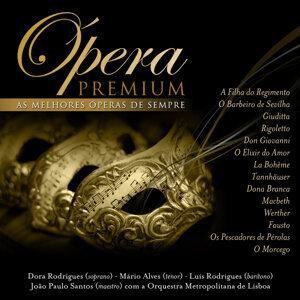 Ópera Premium 歌手頭像
