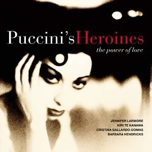 Puccini's Heroines - the Power of Love 歌手頭像