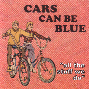 Cars Can Be Blue