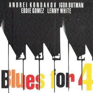 Andrei Kondakov Trio 歌手頭像