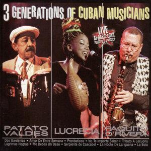 Patato Valdes-Lucrecia-Paquito D'Rivera 歌手頭像