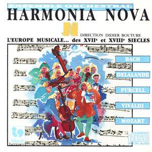 Ensemble Orchestral Harmonia Nova & Didier Bouture