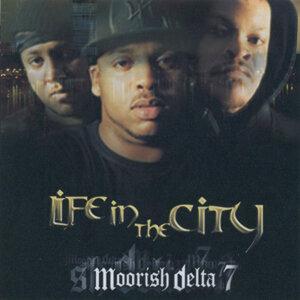 Moorish Delta 7 歌手頭像