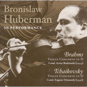 Bronislaw Huberman 歌手頭像