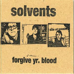 solvents 歌手頭像