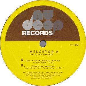 Melchyor A 歌手頭像