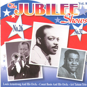 Louis Armstrong, Count Basie, Art Tatum 歌手頭像