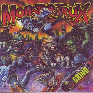 Monster Trux 歌手頭像