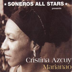 Cristina Azcuy 歌手頭像
