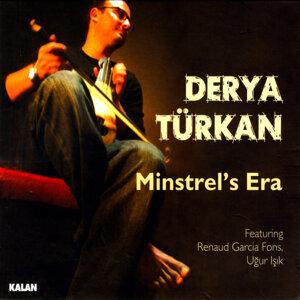Derya Türkan feat. Renaud Garcia Fons - Uğur Işık